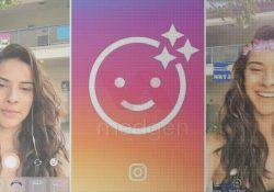 Instagram Yeni Yüz Filtreleri Nasıl Kullanılır?