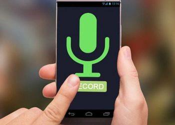 Telefon ve WhatsApp sesli aramaları kayıt etme