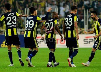 Küme Hattındaki Fenerbahçe'de Futbolcuların Takımdan Ayrılma Paylaşımları