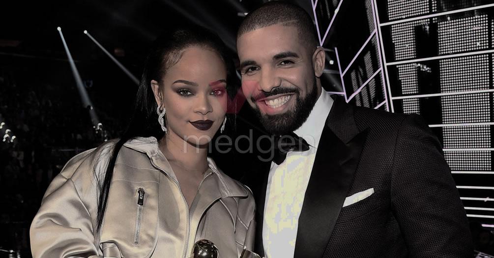 Rihanna'nın Paylaştığı Reklam Afişi Beğeni Rekoru Kırdı