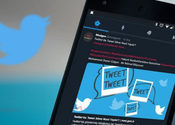 Twitter Gece Modu Nasıl Aktif Edilir?