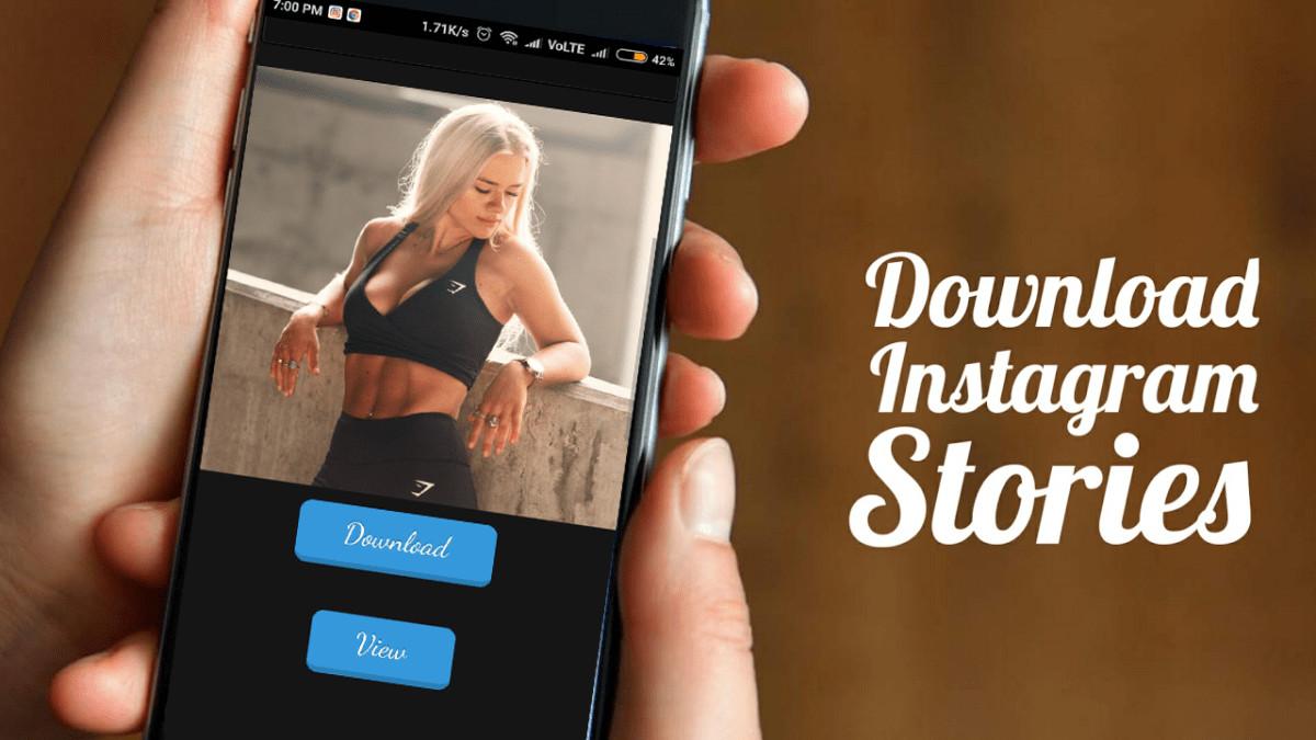 Instagram Hikayelerini Nasıl İndirim?