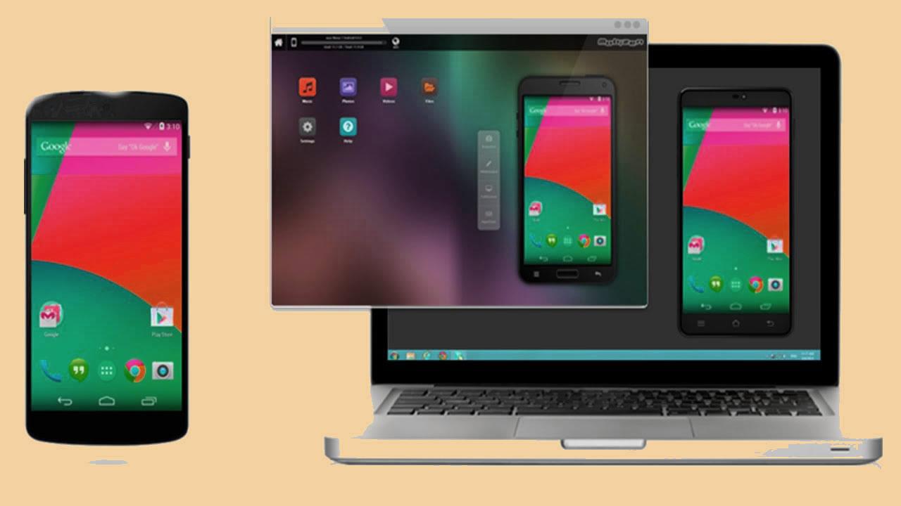 Android Telefonları Bilgisayardan Kullanma