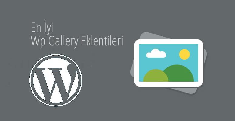 En iyi WordPress Galeri Eklentisi hangisidir? (Performans Olarak)