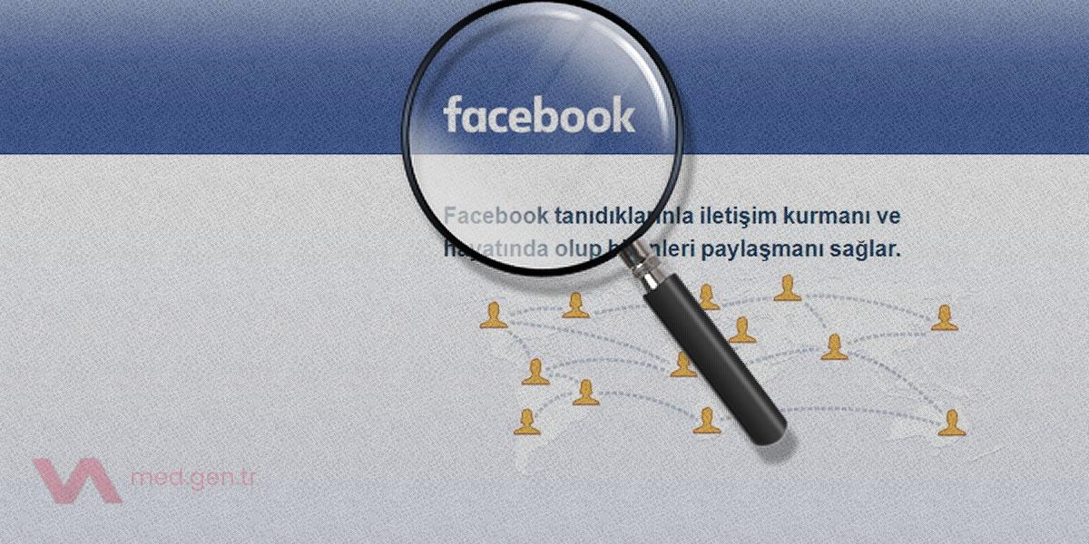 Facebook Başkasının Gözünden Gör Özelliği