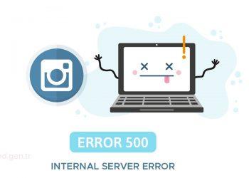 Instagram 5xx Server Error Sorunu – Instagram Sunucu Hatası