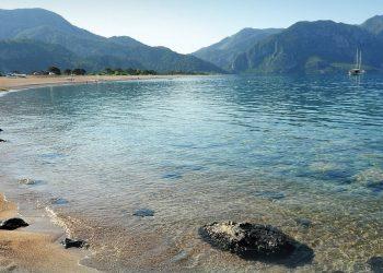 Antik Sahil Şeridi Çıralı Nerededir?