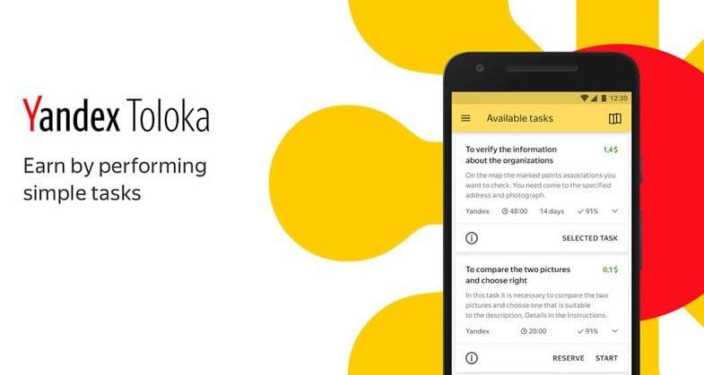 Yandex Toloka Nedir?