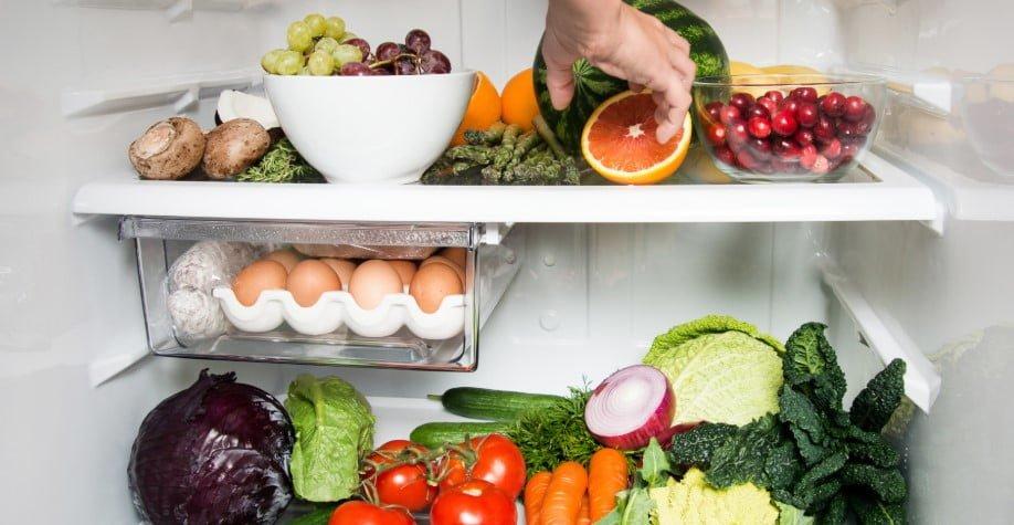 Yiyecekleri Taze Tutmanın 10 Yolu