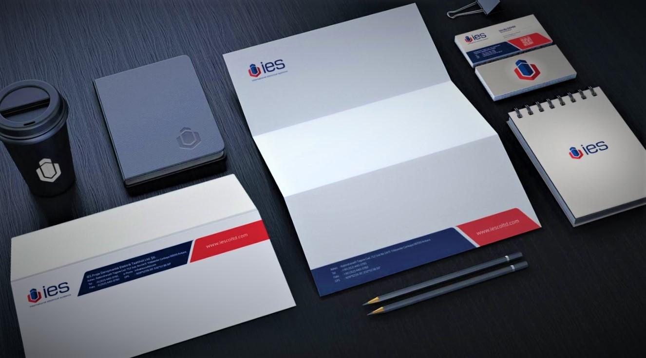 Antetli Kağıt ve Kartvizit Tasarımı